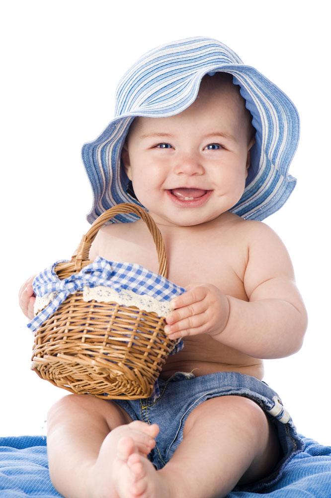 可爱帅宝宝图片