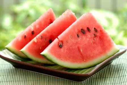 瓜香四溢,清新一夏!孕妇夏天吃西瓜对胎儿好吗?