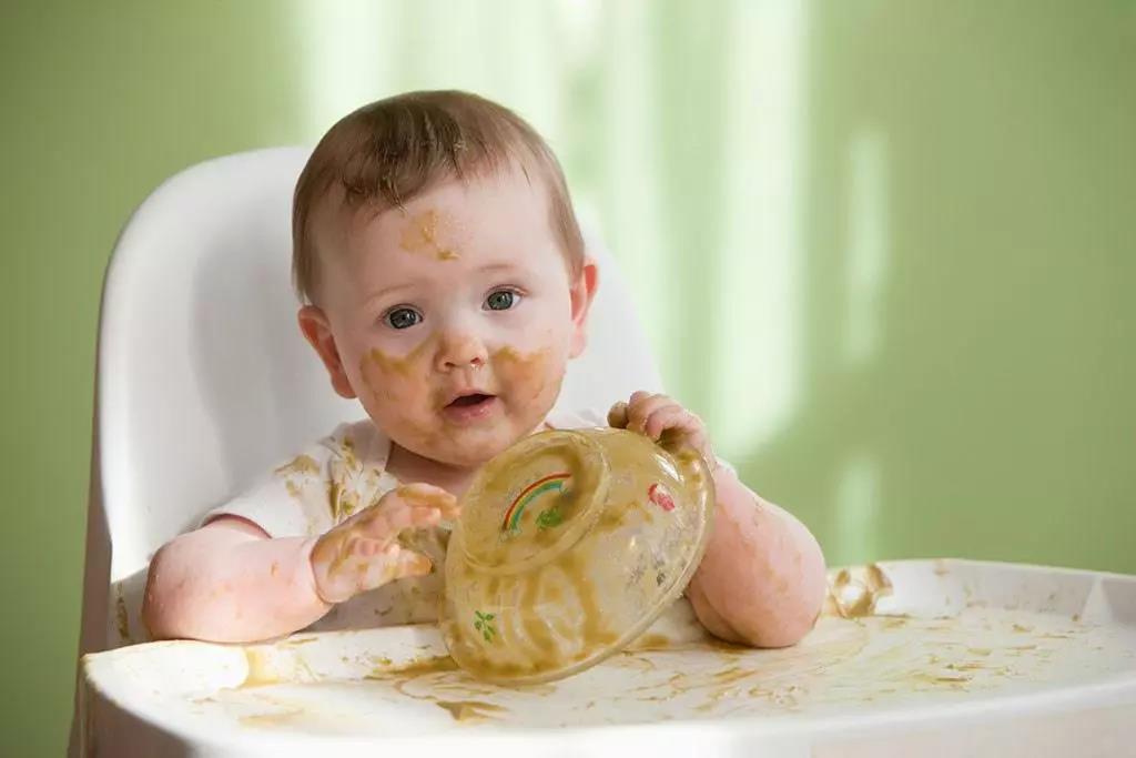 宝宝辅食搭配注意事项